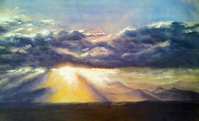 Broomfield Sky Art Print