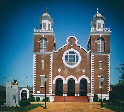Brown Chapel In Selma Alabama Art Print