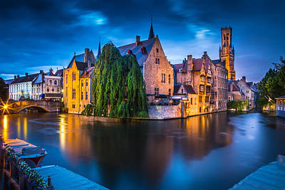 Photograph - Bruges by Stefano Termanini