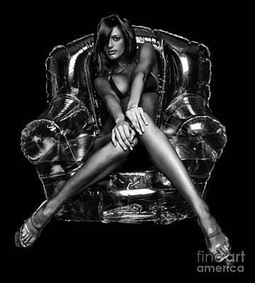 Provocative Photograph - Bubble Chair by Jt PhotoDesign