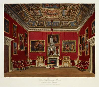 Buckingham House Art Print