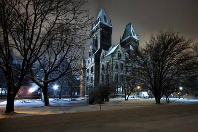 Buffalo Psychiatric Center Original by Mark Baker