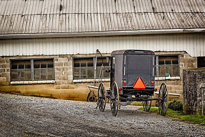 Photograph - Buggy by Denis Lemay