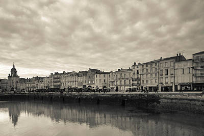 Buildings At The Waterfront, Old Port Art Print by Panoramic Images