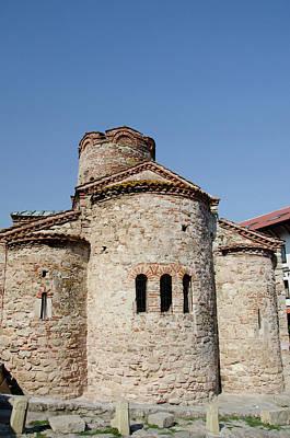 Byzantine Photograph - Bulgaria, Nessebur (aka Nessebar Or by Cindy Miller Hopkins