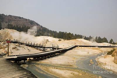 Beastie Boys - Bumpass Hell Lassen Volcanic National Park by Jason O Watson