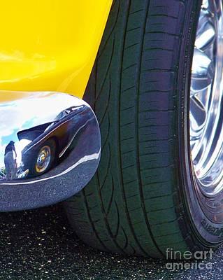Bumper Car Art Print