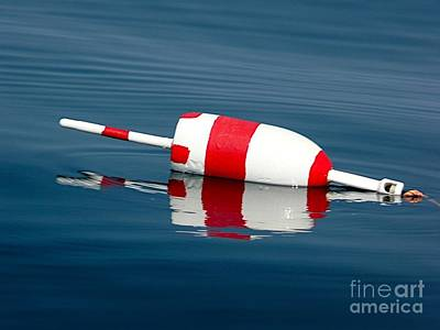 Photograph - Buoy by Christine Stack