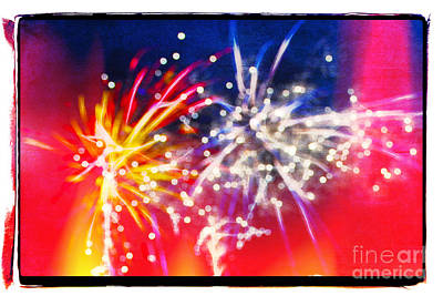 Photograph - Bombs Bursting In Air . . . by Judi Bagwell