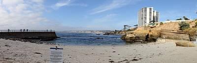 Wave Photograph - Ca Beach - 121213 by DC Photographer