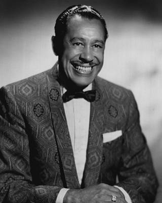 Harlem Photograph - Cab Calloway by Retro Images Archive