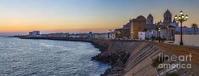 Photograph - Cadiz Panorama Spain by Pablo Avanzini