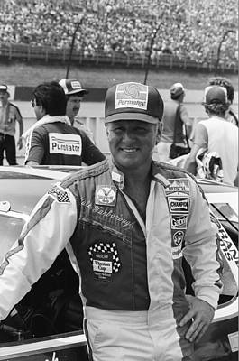 Charlotte Photograph - Cale Yarborough by Retro Images Archive