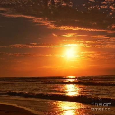 California Landscape Photograph - California Golden Hour by Scott Cameron