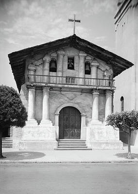 Dolores Photograph - California Mission, 1936 by Granger