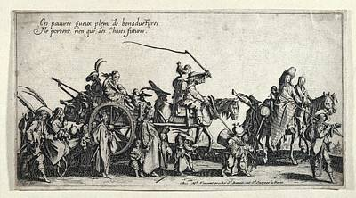 Exchange Rate Photograph - Callot, Jacques 1592-1635 Callot by Everett