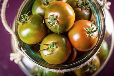 Camone Tomatoes Art Print