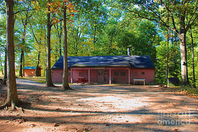 Photograph - Camp Milton by Mark Dodd