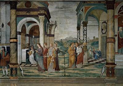 Campagnola Giulio, Probably Campagnola Art Print by Everett