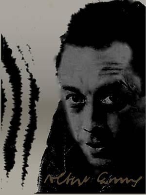 Camus Art Print by Asok Mukhopadhyay