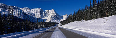 Canada, Alberta, Banff National Park Art Print by Panoramic Images