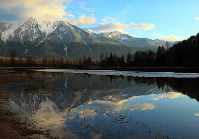 Agassiz Photograph - Canada, British Columbia, Agassiz by Rick A Brown