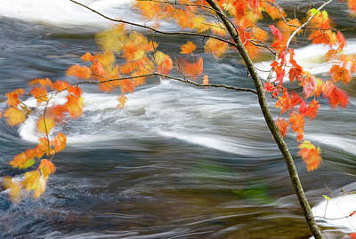 Riviere Photograph - Canada, Quebec, Mont-rolland by Jaynes Gallery
