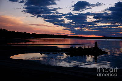 Photograph - Canadian Sunrise II by Louise Fahy