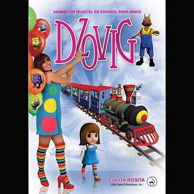 Infantile Digital Art - Canciones Infantiles by Dzovig