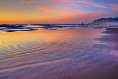 Photograph - Cannon Beach Sunset by Adam Mateo Fierro