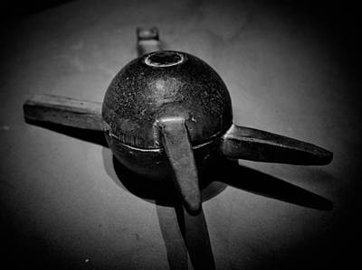 Photograph - Cannonball. Wasa-museum. Stockholm 2014 by Jouko Lehto