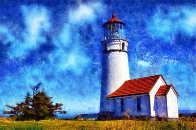 Staff Picks Judy Bernier - Cape Blanco Light by Kaylee Mason
