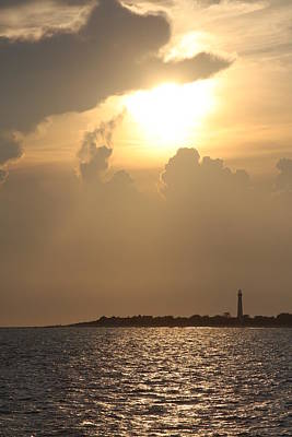 Photograph - Cape May Sunset by Vadim Levin