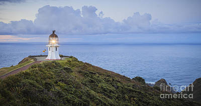 Photograph - Cape Reinga Lighthouse Northland New Zealand by Colin and Linda McKie
