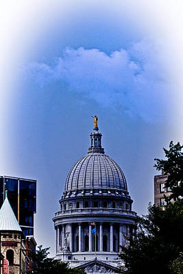 Photograph - Capitol by Jp Grace