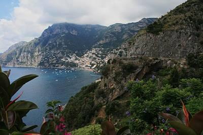 Capri Island Italy Art Print