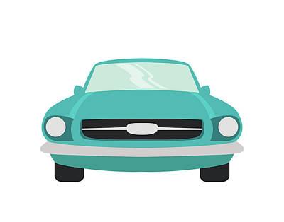 Car I Art Print
