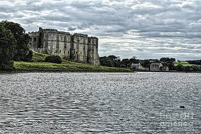 Photograph - Carew Castle by Steve Purnell
