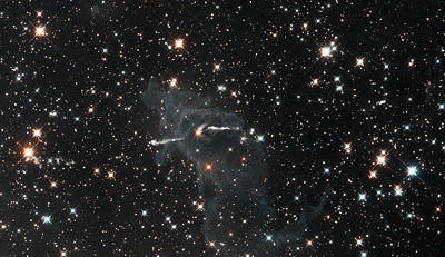 Photograph - Carina Nebula by Celestial Images