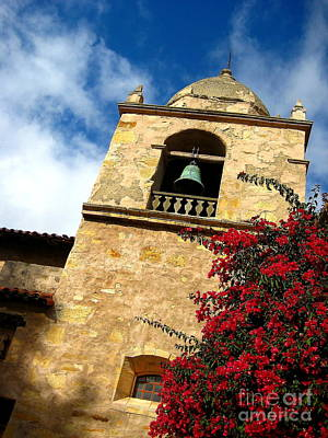 Photograph - Carmel Mission 4 by Theresa Ramos-DuVon