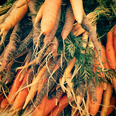 Photograph - Carrot by Lauren Williamson