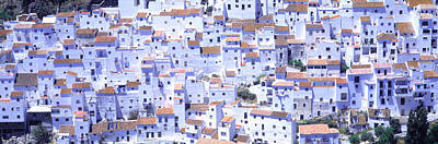 Casares Photograph - Casares, Andalucia, Spain by Panoramic Images