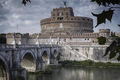 Castel Sant' Angelo Original by Joan Carroll