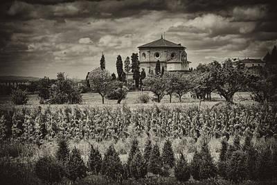 Photograph - Castiglion Fiorentino by Hugh Smith
