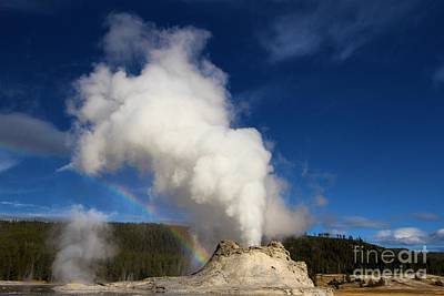 Photograph - Castle Rainbow by Adam Jewell