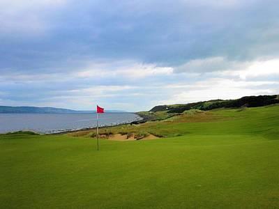 Golf Photograph - Castle Stuart Golf Links by Scott Carda