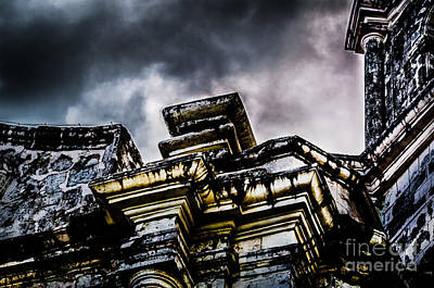 Photograph - Cathedral by Michael Arend