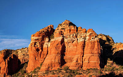 Cathedral Rock Photograph - Cathedral Rock by Wladimir Bulgar
