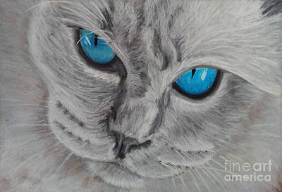 Pastel - Cat's Eyes by Amber Nissen