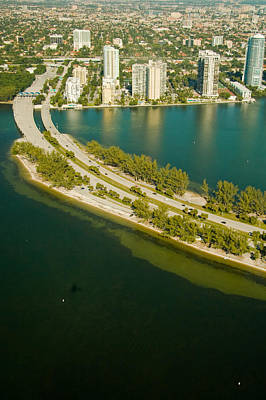 City Photograph - Causeway In The Ocean by Celso Diniz